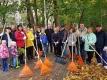 Администрация городского округа «Город Калининград» совместно с сотрудниками подведомственных организаций и учреждений вышли на очередной общегородской субботник.